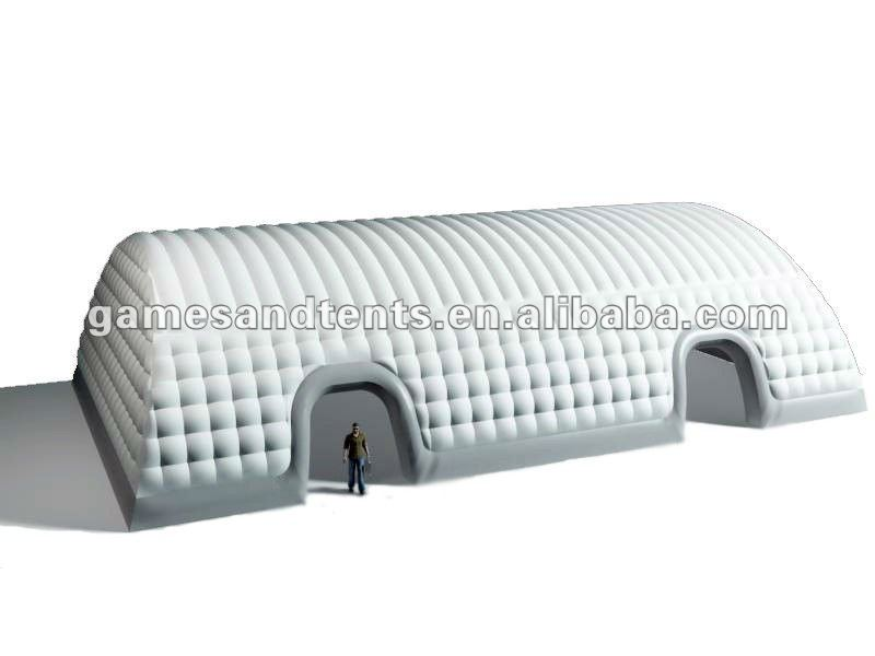 white inflatable tents big size 25L x 15W x 7mH F4067
