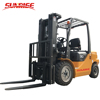Factory price with side shift diesel forklift truck