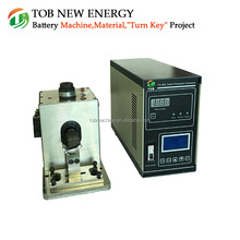 Lithium Polymer Battery Tab Welding Machine for Ni Tab and Copper Foil Electrode Welding