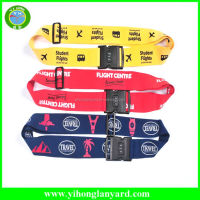 Luggage Belt with Lock Nylon Luggage Bag Belt Top Quality luggage strap