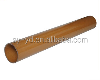 fiberglass fabric cotton tube
