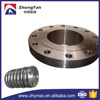pipe flanges suppliers of high pressure carbon steel pipe fitting flange a105