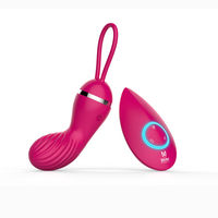 Graceful G-spot Powerful high quality remote control quiet vibrating egg dog sex women