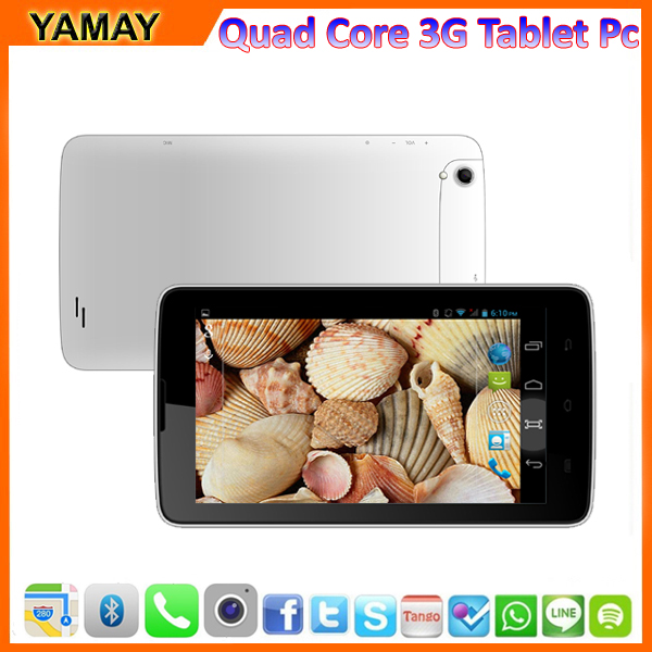 Hot Sale Support Android 4.2,Calling,Dual-Core Touch Tablet Pc Software Free Download