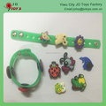 Cute Plastic Wristband For Kids