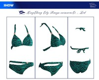 2015 Hot Selling Brazilian Swim Suit Sexy Bikini Set Women Sexy Swimsuit Sports Swimwear Bathing Suit