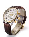 Luxury Miyota 6S20 movement transparent mechanical watch automatic