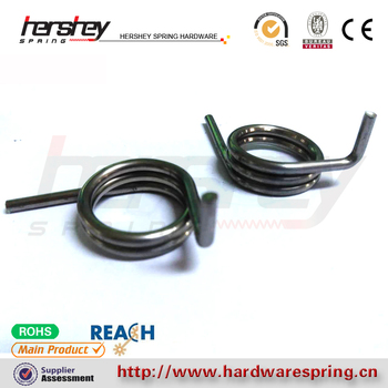 high quality double wheel torsion springs