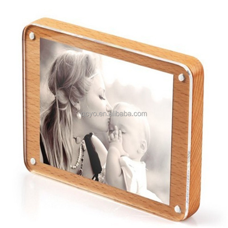 High quality hot sale new design acrylic glass bulk picture frame
