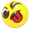 Assorrted Big Happy Face Hand Wrist Finger Exercise Stress Relief Therapy Squeeze Ball
