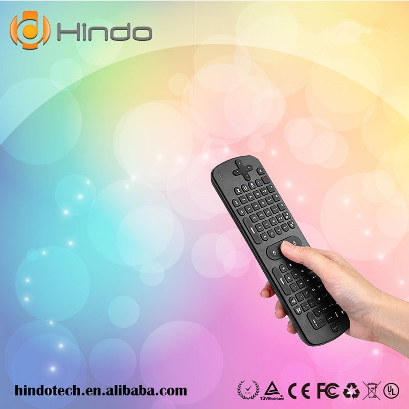 Air mouse for 3D somatic game, QWERTY keyboard, 3d wireless air mouse