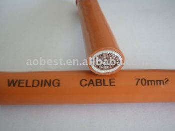 best price RUBBER SHEATHED Flexible WELDING Power Cable