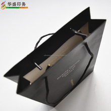 Custom luxury new style Christmas gift paper bag