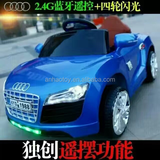 2017 remote control car ride on toy children electric car electric car