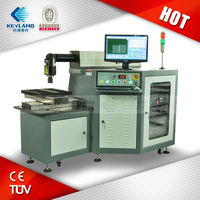 Water cooling system Solar cell cutting machine for laser cutting solar cells