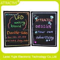 2016 Hot Full color change outdoor led writing board /low price led advertising board /led display screen