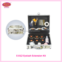 Hot sale make up beauty case. individual eyelash extension set