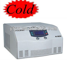 TGL20MC table top high speed refrigerated centrifuge/ cold centrifuge/ lab centrifuge