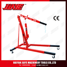 1Ton High Cost-Performance Cerfitified Powerful Hydraulic Engine Lifter Crane