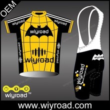 Accept sample order coolmax pad cycling jersey team/bicycle men wear 1 set/cycling knicks australia