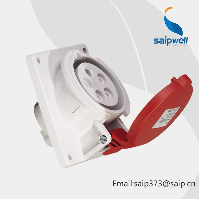 Industrial Socket And Plug IP44 IP67 5 Pin Plug And Socket(SP-1473)