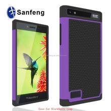 Hottest TPU PC for Blackberry leap Z20 protective case