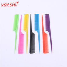 yaeshii Multi Colors Optional Promotional Gifts Plastic Hair Comb