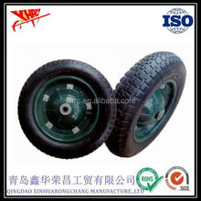 3.50-8 4 PR wheelbarrow tire wheel