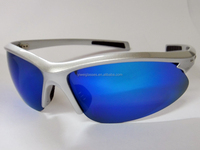 Frame modeling popular polarized glasses