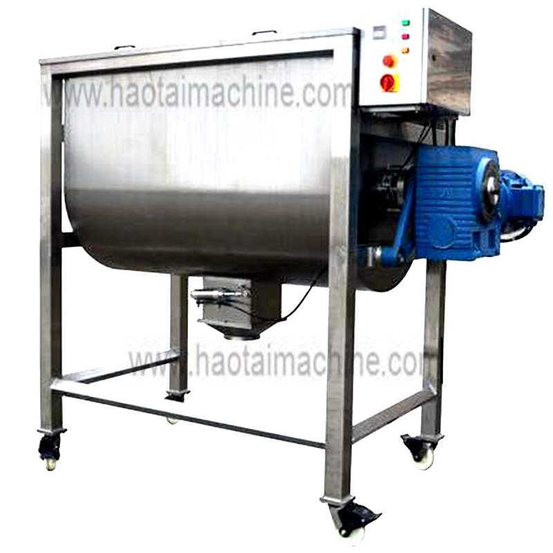 Stainless steel ribbon mixer / mixer, strip, mixing, mixer
