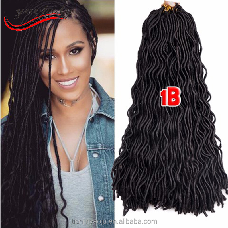 express ali eagle high hair products 18inch 90g NINA braids soft dread lock twist braid