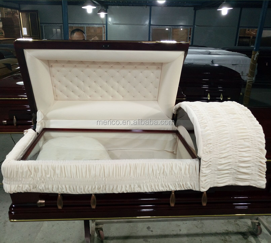 TOR glass casket and coffin funeral supplies