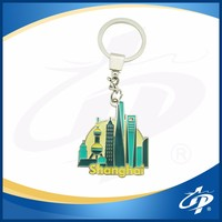 Wholesale WenZhou ShuangHua high quality cheap engraved custom metal made name keychain