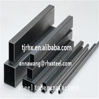 Cold rolled carbon steel pipe for building material