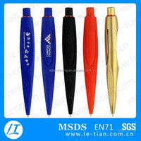 LT-Y1008 wholesale rubber grip fat pen