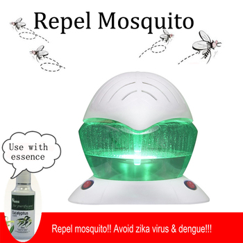 Preventing Zika Virus friendly Electric Mosquito dispeller