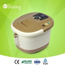 Hot fashion portable galvanic cosmetic device,fashionable ionic detox pedicure foot bath,pipeless foot spa
