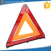 CE Certification and Emergency Tool Kit Type Safety Triangle Reflector Auto Emergency Kit