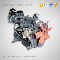 3.9L 45KW natural gas engine 4102 for marine generator