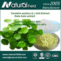 Free sample bulk centell asiatica extract Madecassoside