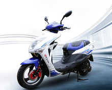 2000w powerful electric battery powered motorcycle with EEC certificate