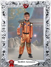 China Supplier Good Quality Astronaut Cosplay TV Costumes for Boys