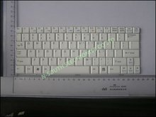 new Laptop keyboards computer keyboard For msi averatec u100 u9 u90 u90x u120 WHITE US layout