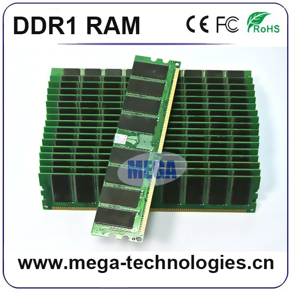 Transcend 1GB DDR3 1066 1333 1600MHz Desktop Ram