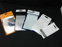 mobilephone accessories packaging bag,earphone packaging bag,Iphone 4s/4 accessories packaging bag