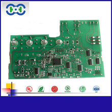 schematic diagram multilayer pcb & pcba manufacturing in shenzhen