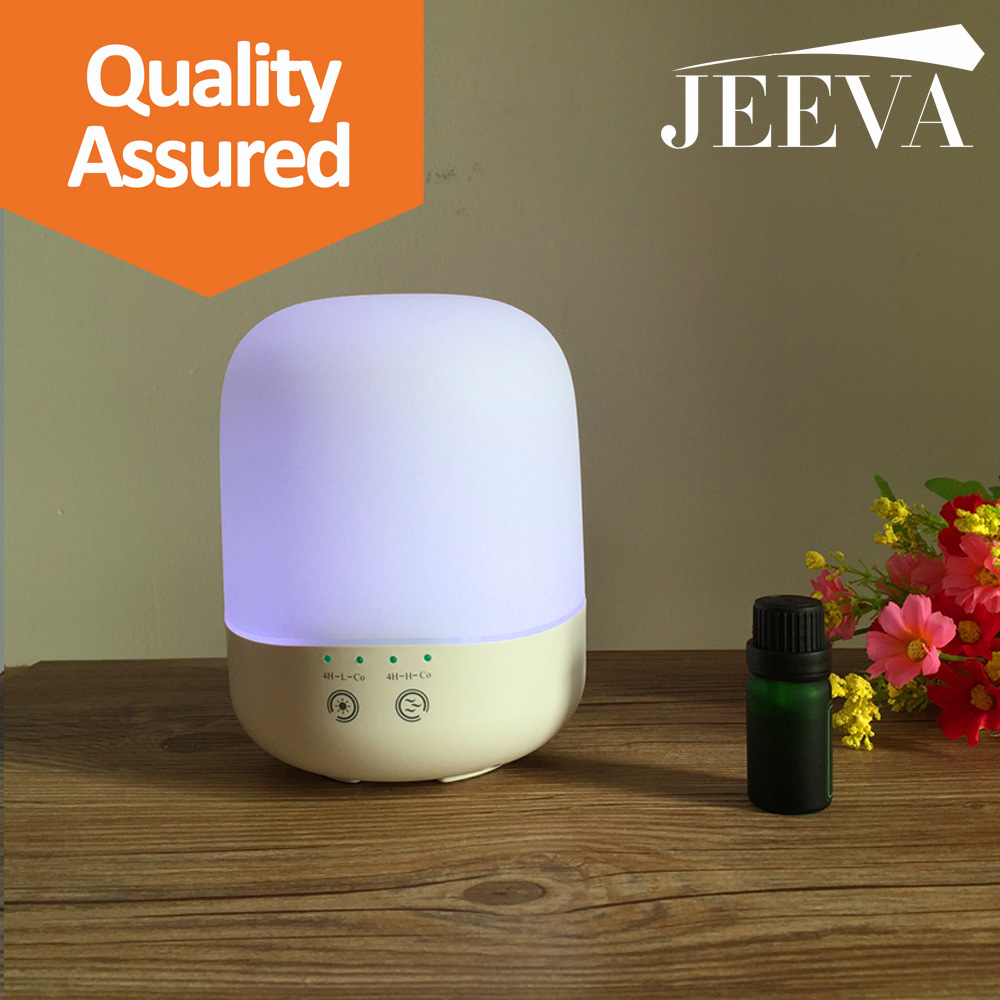 Ultrasonic Oil Aroma Diffuser Air Humidifier Pure Essential Fragrance