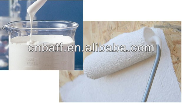 Water based acrylic copolymer