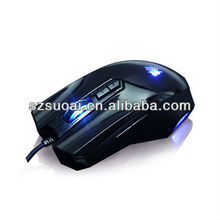custom shape usb magic gaming mouse specification: