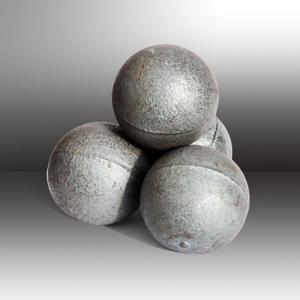 Low price and high hardness high chrome Forged grinding media ball